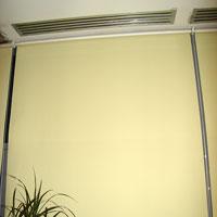 Galerie rolete textile 01